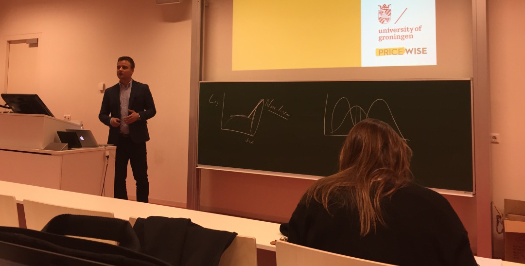 Guest lecture at Groningen University